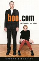 Boo.com och IT-bubblan som sprack