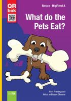 What do the pets eat?