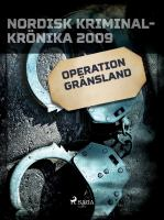 Operation Gränsland