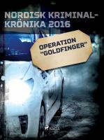 "Operation ""Goldfinger"""