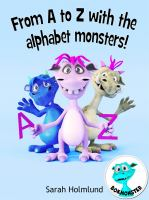 From A to Z with the alphabet monsters!