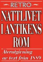 Nattlivet i antikens Rom
