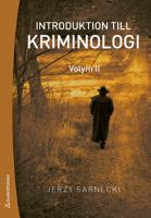 Introduktion till kriminologi 2, Straff och prevention